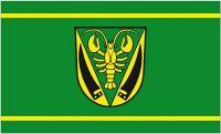 Fahne / Flagge Wiesenau 90 x 150 cm