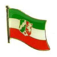 Flaggen Pin Fahne Nordrhein - Westfalen Anstecknadel