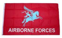 Fahne / Flagge Großbritannien Pegasus Airborne 90 x 150 cm