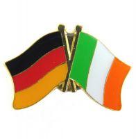 Fahnen Freundschaftspin Anstecker Irland