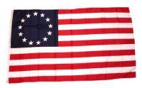 Flagge / Fahne USA - Betsy Ross 90 x 150 cm