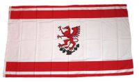 Flagge / Fahne Greifswald Hissflagge 90 x 150 cm