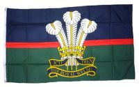 Fahne / Flagge Großbritannien Royal Welsh Regiment 90 x 150 cm