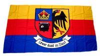 Flagge Fahne Nordfriesland Schrift 30 x 45 cm
