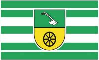 Fahne / Flagge Braunsbedra 90 x 150 cm
