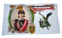 Fahne / Flagge Heil Kaiser Dir Adler 90 x 150 cm