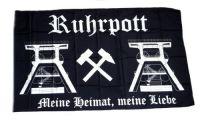 Flagge Fahne Ruhrpott 30 x 45 cm