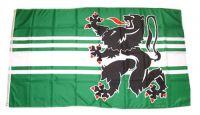 Fahne / Flagge Belgien - Ostflandern 90 x 150 cm