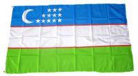 Flagge / Fahne Usbekistan Hissflagge 90 x 150 cm