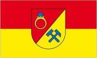 Flagge Fahne Ehrenfriedersdorf 90 x 150 cm