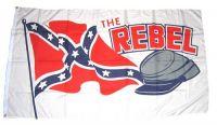 Fahne / Flagge Südstaaten - The Rebell 90 x 150 cm