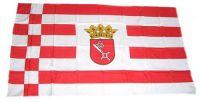 Fahne / Flagge Bremen 30 x 45 cm