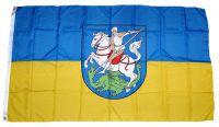 Flagge / Fahne Hattingen Hissflagge 90 x 150 cm