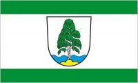 Fahne / Flagge Birkenwerder 90 x 150 cm