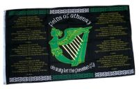 Fahne / Flagge Irland Athenry 90 x 150 cm