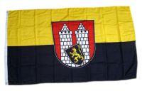 Flagge / Fahne Hof Saale Hissflagge 90 x 150 cm