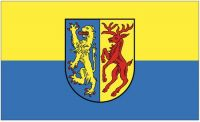Fahne / Flagge Herzberg am Harz 90 x 150 cm