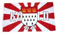 Fahne / Flagge Köln 1948 90 x 150 cm