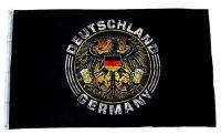 Fahne / Flagge Deutschland Bieradler 90 x 150 cm