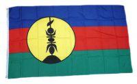 Flagge / Fahne Neukaledonien Hissflagge 90 x 150 cm