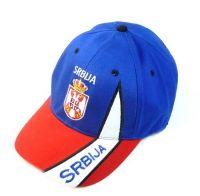 Basecap Serbien