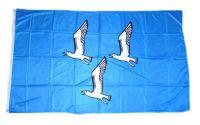 Fahne / Flagge Kühlungsborn 90 x 150 cm