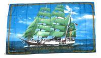 Fahne / Flagge Alexander von Humboldt 90 x 150 cm