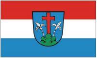 Fahne / Flagge Friedberg Bayern 90 x 150 cm