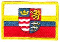 Fahnen Aufnäher Slowakei - Presov