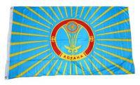 Flagge / Fahne Kasachstan - Astana Hissflagge 90 x 150 cm