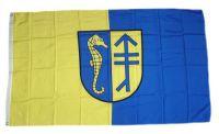 Flagge / Fahne Insel Hiddensee Hissflagge 90 x 150 cm