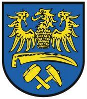 Wappenschild Aufkleber Sticker Oberschlesien