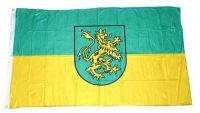 Fahne / Flagge Rudolstadt 90 x 150 cm