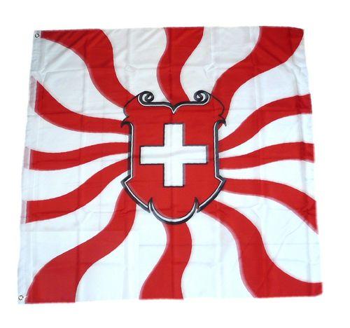 Jura Patch Flagge Fahne Aufnäher Schweiz Europa