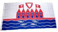 Flagge / Fahne Heiligenhafen Hissflagge 90 x 150 cm
