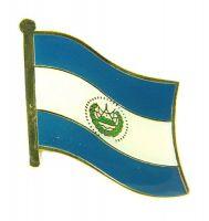 Flaggen Pin Fahne El Salvador Pins Anstecknadel Flagge