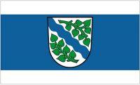 Fahne / Flagge Groß Lindow 90 x 150 cm
