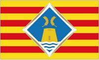 Fahne / Flagge Spanien - Formentera 90 x 150 cm