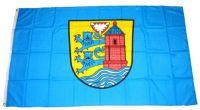Flagge / Fahne Flensburg Hissflagge 90 x 150 cm
