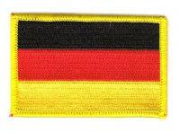 Fahnen Aufnäher Deutschland