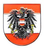 Pin Österreich Adler Wappen Anstecker NEU Anstecknadel