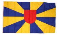 Fahne / Flagge Belgien - Westflandern 90 x 150 cm