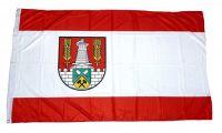 Fahne / Flagge Salzgitter 90 x 150 cm