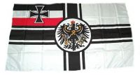 Fahne / Flagge Kaiserliche Marine 30 x 45 cm