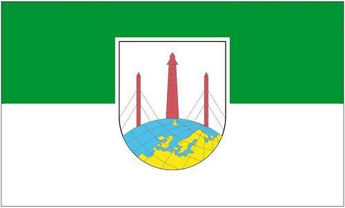 Fahne Flagge Landkreis Barnim 90 x 150 cm