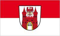 Flagge Fahne Biesenthal 90 x 150 cm