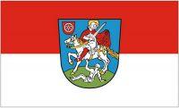 Fahne / Flagge Bingen 90 x 150 cm