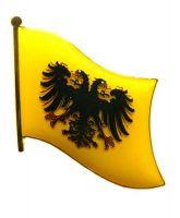 Flaggen Pin Heiliges Römisches Reich NEU Fahne Flagge Anstecknadel