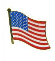 Flaggen Pin USA