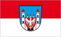 Fahne / Flagge Neuruppin 90 x 150 cm